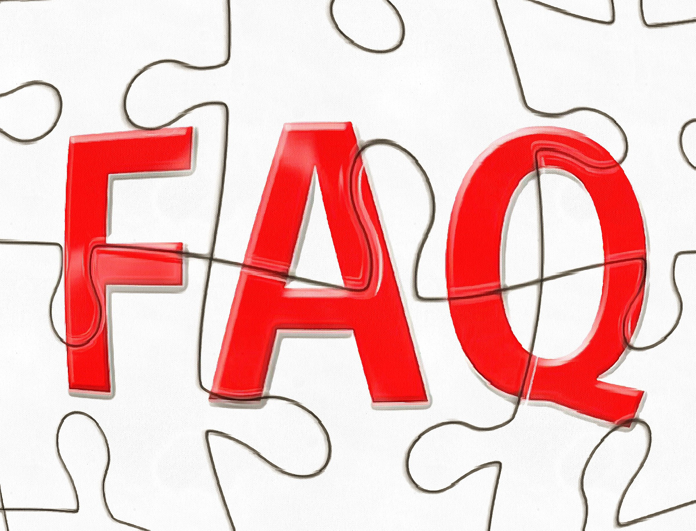 FAQ - STOCK FREE IMAGES. Frequently Asked Questions