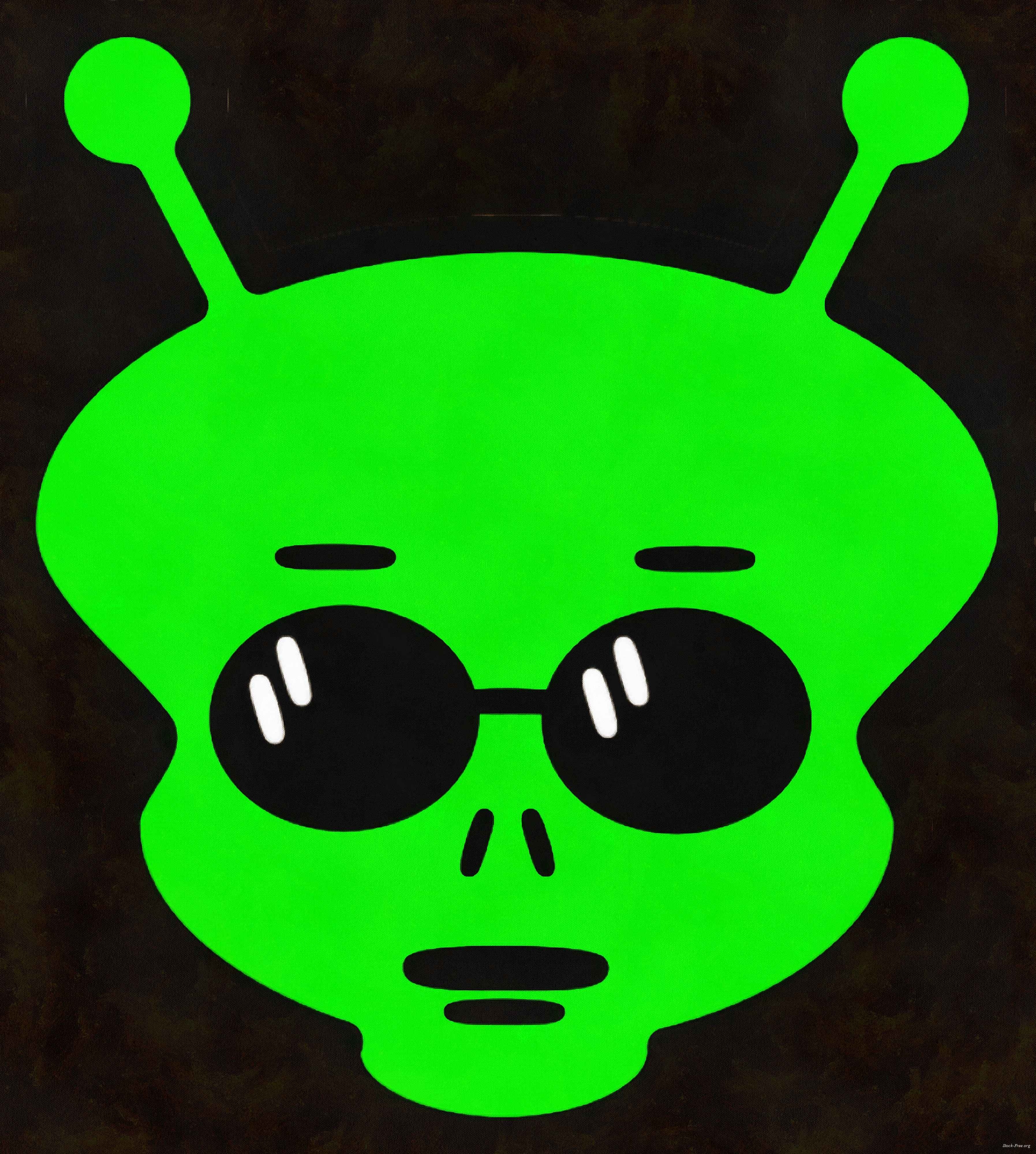 alien, green, green, man, alien, mask, halloween - halloween free image, free images, public domain images, stock free images, download image for free, halloween stock free images!<br>