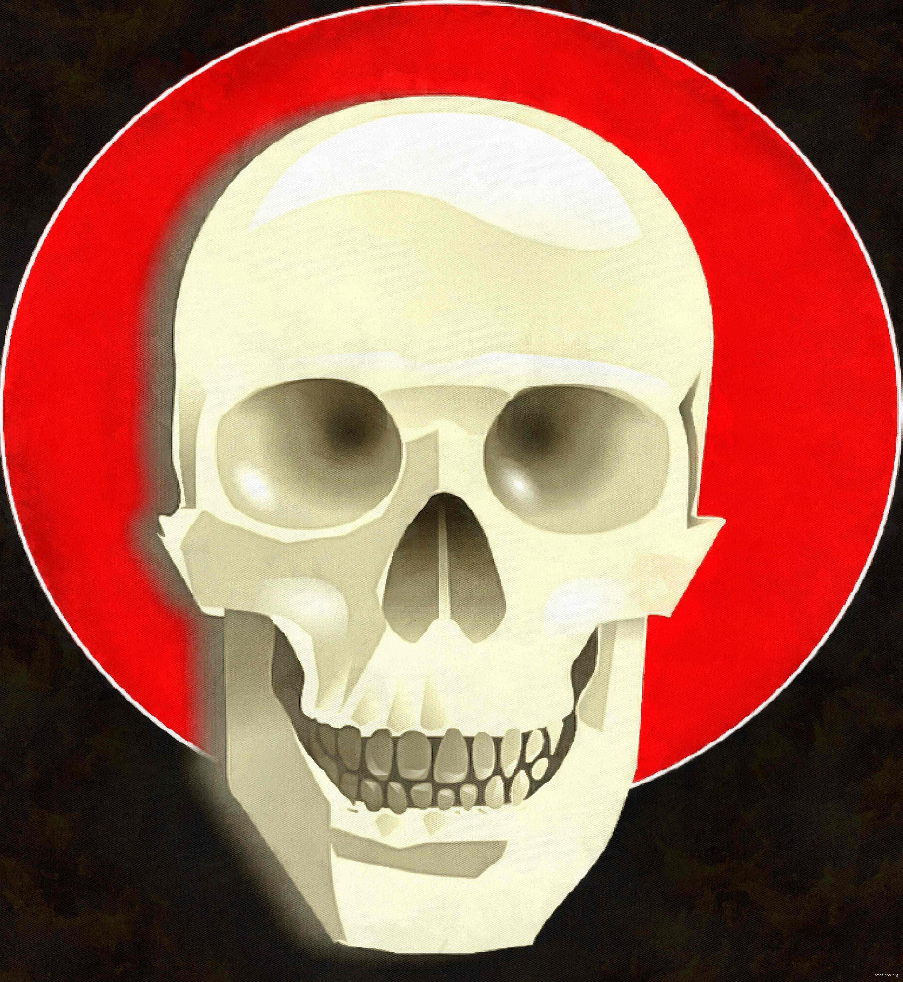 skull, head, bones, horror, skeleton, fear, smile, halloween - halloween free image, free images, public domain images, stock free images, download image for free, halloween stock free images