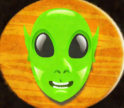 CC0 Public Domain Image - alien, green, green, man, alien, mask, halloween - halloween free image, free images, public domain images, stock free images, download image for free