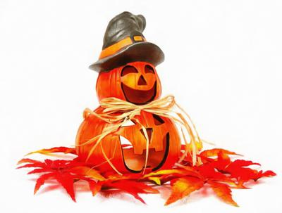pumpkin, holiday, smile, candle, Halloween pumpkin, - halloween, holiday, free images, public domain images, free stock images, download images, free pictures<br>