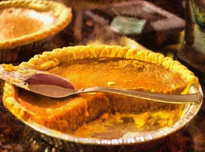 pie, pumpkin pie, holiday, holiday meal,