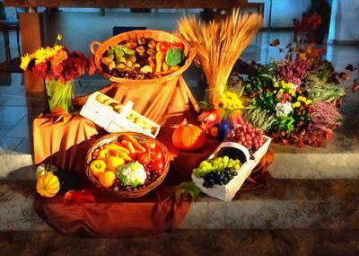 plates, vegetables, onions, basket, grape, table,