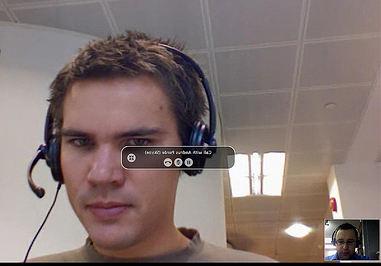 Работа с клиентами. Skype.