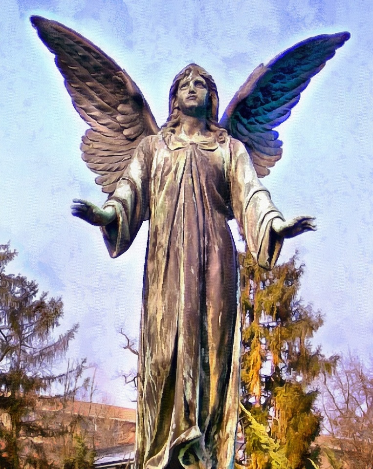 Free Angel Images, Angel Public Domain Images