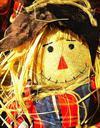snout, smile, puppet, scarecrow,