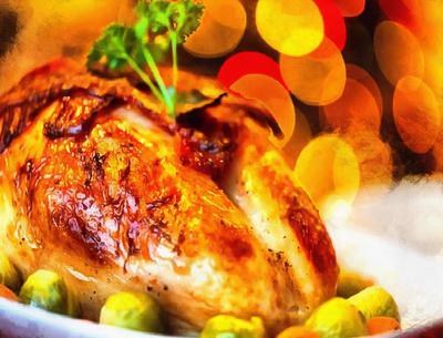 turkey, roast turkey, roast turkey, poultry,